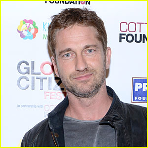 Gerard Butler: Reprising Role for 'London Has Fallen'!