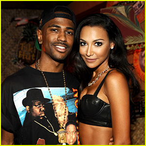 Glee's Naya Rivera: Engaged to Big Sean!
