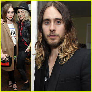 Jared Leto: Thirty Seconds to Mars Star-Studded Tour Celebration