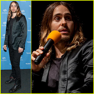 Jared Leto: 'Dallas Buyers Club' MVFF Premiere!