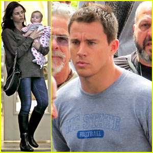 channing tatum and jenna dewan baby everly channing tatum andJenna Dewan And Channing Tatum Baby Name