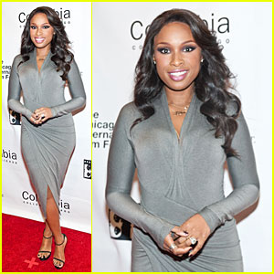 Jennifer Hudson: 'Inevitable Defeat Of Mister & Pete' Chicago Premiere!