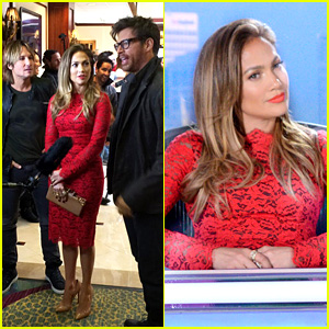 Jennifer Lopez Brings 'American Idol' Auditions to Salt Lake City!
