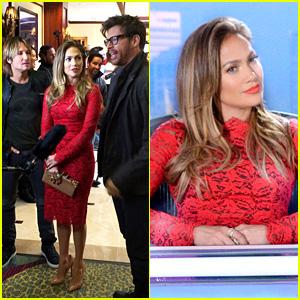 Jennifer Lopez Brings 'American Idol' Auditions to Salt Lake City!