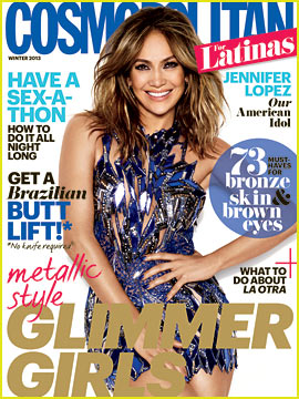 Jennifer Lopez: 'There's Nothing Wrong With Me Or My Shape'!