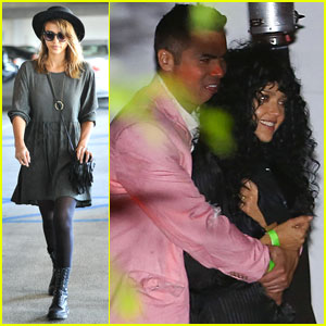 Jessica Alba & Cash Warren: Cute Halloween Couple!