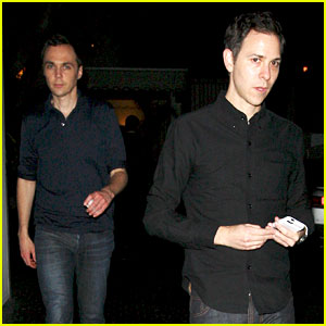 Jim Parsons: Night Out with Todd Spiewak!