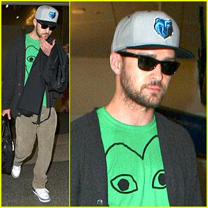 Justin Timberlake Announces '20/20 Experience' European Tour!