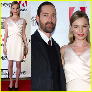 Kate Bosworth: 'Big Sur' at Carmel Film Fest with Michael Polish!