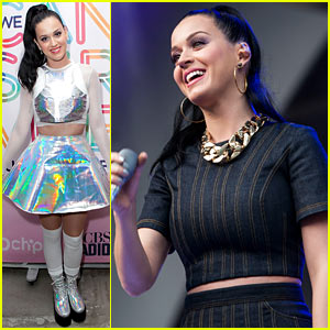 Katy Perry: Hollywood Bowl 'We Can Survive' Benefit Concert!