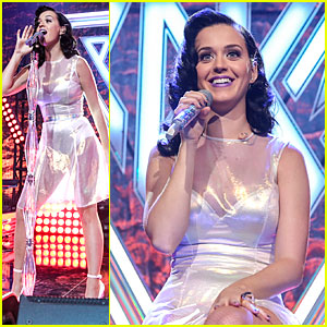 Katy Perry Performs at iHeartRadio 'Prism' Release Party!