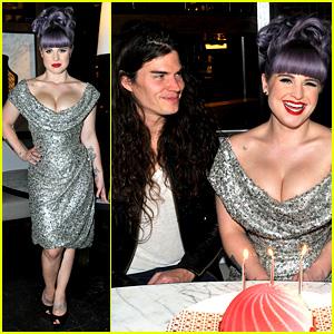 Kelly Osbourne Celebrates Birthday Amid Lady Gaga Feud