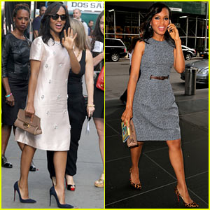 Kerry Washington: 'Scandal' Returns Tonight!