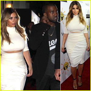 Kim Kardashian & Kanye West: Dream for Future Africa Gala