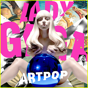Lady Gaga: 'ARTPOP' Tracklisting Released!