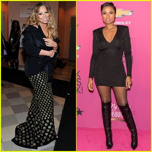 Mariah Carey & Jennifer Hudson: BET's Black Girls Rock 2013