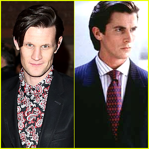 Matt Smith: Patrick Bateman in 'American Psycho' Musical!