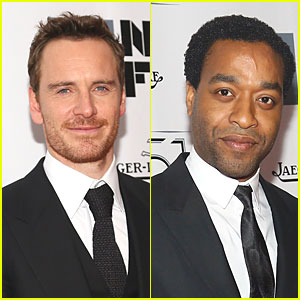 Michael Fassbender & Chiwetel Ejiofor: '12 Years A Slave' NYC Premiere!