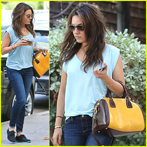 Mila Kunis: I Would Move to Chicago If You Take Away Winter!