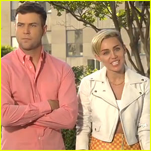 Miley Cyrus Jokes About VMAs Performance in 'SNL' Promos!