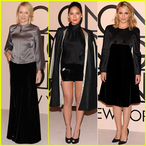 Naomi Watts & Olivia Munn: Giorgio Armani's 'One Night Only'