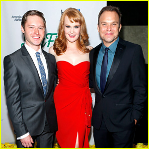 Norbert Leo Butz & Kate Baldwin: 'Big Fish' Broadway Opening!