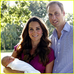 Royal Baby Prince George's Christening Live Stream - Watch Now!