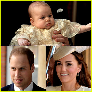 Prince George: Does He Look More Like William or Kate? (Poll)