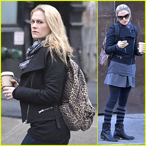 Anna Paquin: Stephen Moyer Talks 'Sound of Music' (Video)!