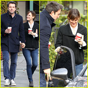 Ben Affleck Opens Car Door for Wife Jennifer Garner, Chivalry Isn't Dead!