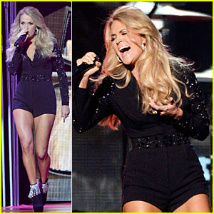 Carrie Underwood: Medley Performance at CMAs 2013 (Video)!