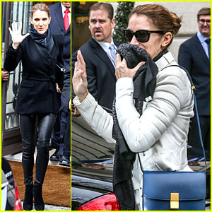 Celine Dion: My Biggest Wish is for Miley Cyrus to Stay Healthy!
