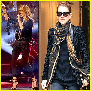 Celine Dion Set to Host CBS' 'A Home for the Holidays' Special!