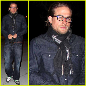 Charlie Hunnam: Sons of Anarchy's 'Huang Wu' Preview!