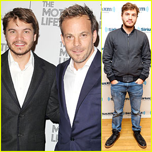 Emile Hirsch & Stephen Dorff: 'The Motel Life' NYC Screening!