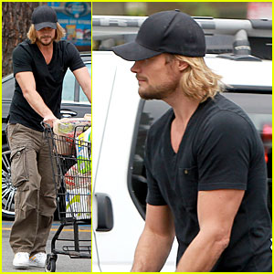 Gabriel Aubry: Low Key Grocery Run at Ralph's!