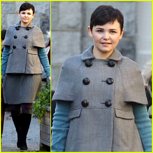 Ginnifer Goodwin Films 'Once,' 'Killing Kennedy' Breaks Records!