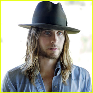 Jared Leto Talks 'Dallas Buyers Club' Transvestite Character with 'V' Mag (Exclusive)