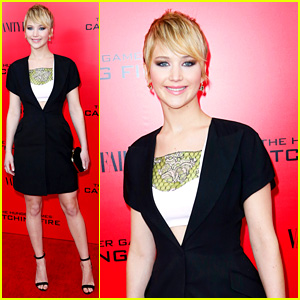 Jennifer Lawrence: 'Catching Fire' New York Premiere!