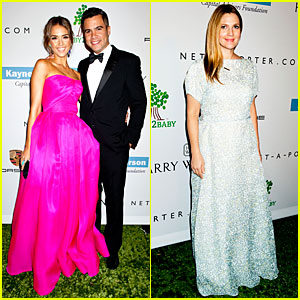 Jessica Alba: Baby2Baby Gala with Honoree Drew Barrymore!