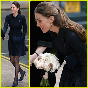 Kate Middleton: Place2Be Forum Visit!