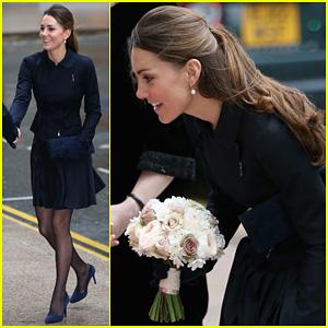 Kate Middleton: Place2Be Forum Visit!