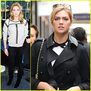 Kate Upton Gives Advice on Dressing Like Julia Roberts!