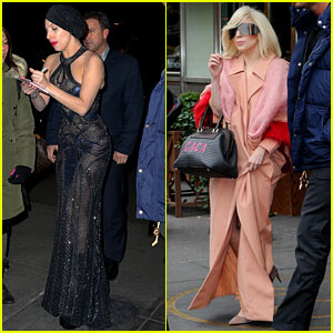 Lady Gaga Open to Threesomes with Boyfriend Taylor Kinney