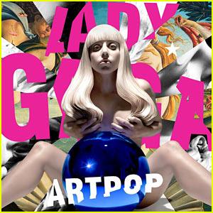 Lady Gaga: 'ARTPOP' Complete Album Stream - LISTEN HERE!