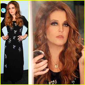 Lisa Marie Presley: 'Storm & Grace' Tour Backstage Pics & Interview! (Exclusive)