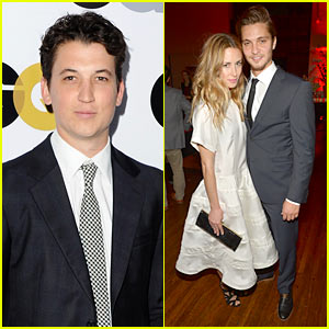 Luke Grimes & Gillian Zinser: GQ Men of the Year Couple!