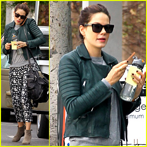 Michelle Monaghan Shows Slim Body 4 Weeks After Giving Birth