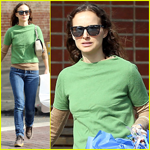 Natalie Portman: Beverly Hills Retail Therapy!