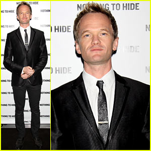 Neil Patrick Harris: 'Nothing to Hide' Opening Night!